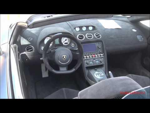 2013 Lamborghini Gallardo LP570-4 Perfomante! 1080p!
