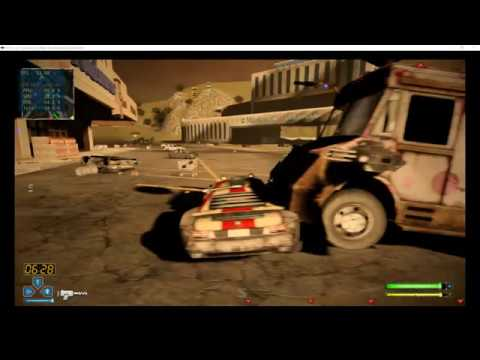 RPCS3 V0.0.7-8664 | Twisted Metal [PS3 EMULATION]