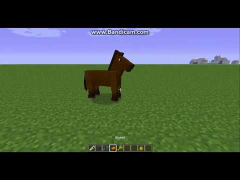 minecraft:-how-to-put-a-saddle-on-a-horse-2019