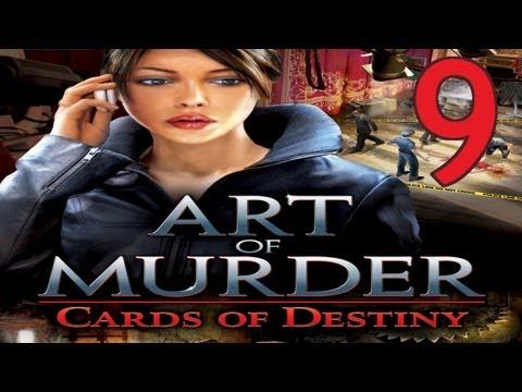 Art of Murder: Cards of Destiny Walkthrough part 9  