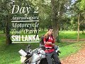 Day 2 Anuradhapura Motorcycle Tour (Part 1) - Sri Lanka