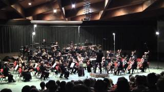 Tine Thing Helseth: Arutunian Trumpet concerto - R.Molinelli, conductor