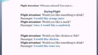 Английский для путешествий. Видеоурок 1