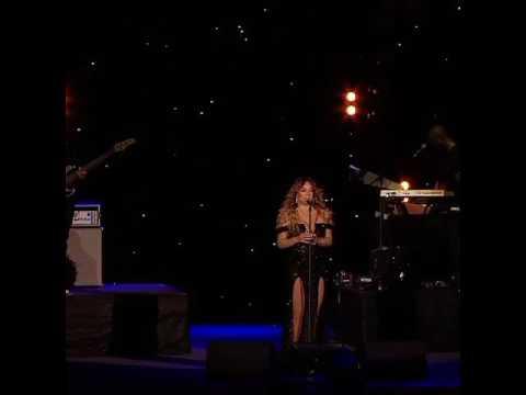 Mariah carey's INSTAGRAM video