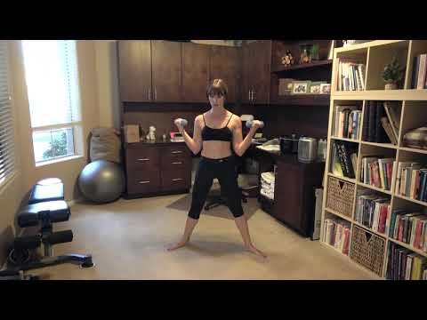 Awesome Full Body Workout| Train at Home!