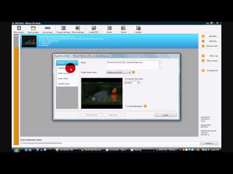HOW TO BURN *ANY* DOWNLOADED MOVIE TO DVD FOR FREE  AVI MP4 MP2 WMV MKV FLV to DVD