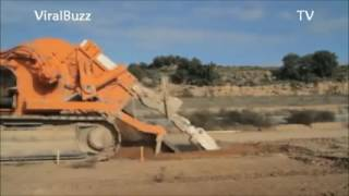 TOP Monster Machines and Extreme Construction Equipment in the world