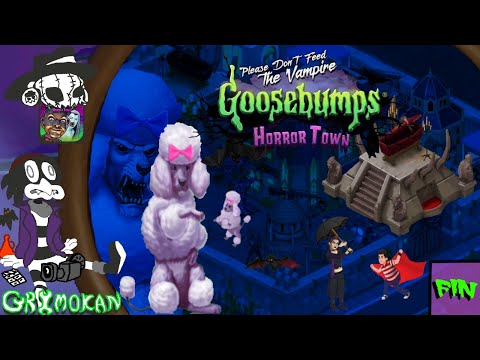 Gail Gameplay - Goosebumps HorrorTown - Please Don't Feed The Vampire   Pt.3   Final & Rant Review