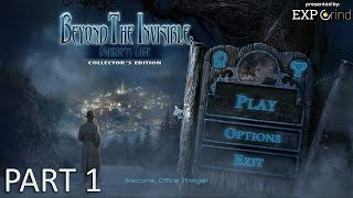 Beyond the Invisible: Darkness Came GAMEPLAY Part 1 - Hidden Object Game WALKTHROUGH - STEAM PC