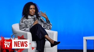 Michelle Obama: It's okay to not have it all