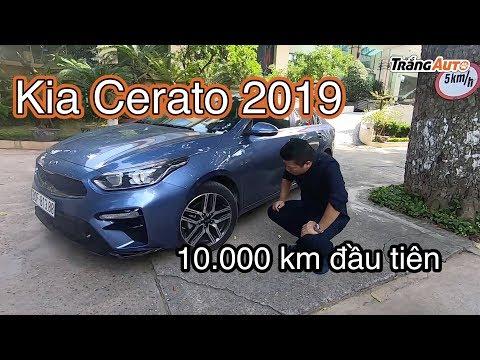 KIA Cerato 2019 Sau 1 Vạn Km - Có Gì Hay?