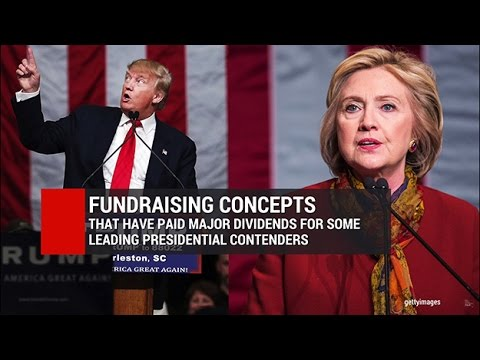 Selling A Candidate: Fundraising In The Presidential Election