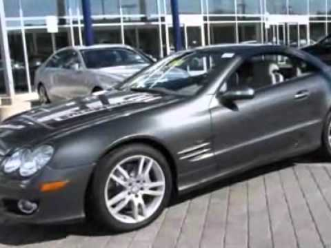 2008 mercedes benz sl class sl550r convertible for Mercedes benz germantown md