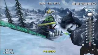 ssx 3 all peak race nmg 17 16
