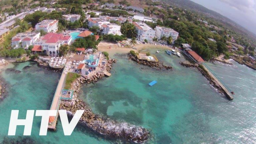 franklyn d resort spa all inclusive hotel en runaway bay jamaica youtube. Black Bedroom Furniture Sets. Home Design Ideas