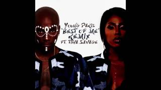 young paris ft tiwa savage best of me remix official audio