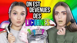 MAKE-UP ROULETTE CHALLENGE ! avec TheDollBeauty et Perfect Honesty
