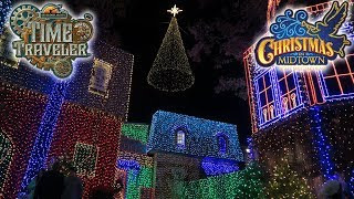 Silver Dollar City - Time Traveler Construction Tour, Christmas in Midtown, Cavern Tour, & More!
