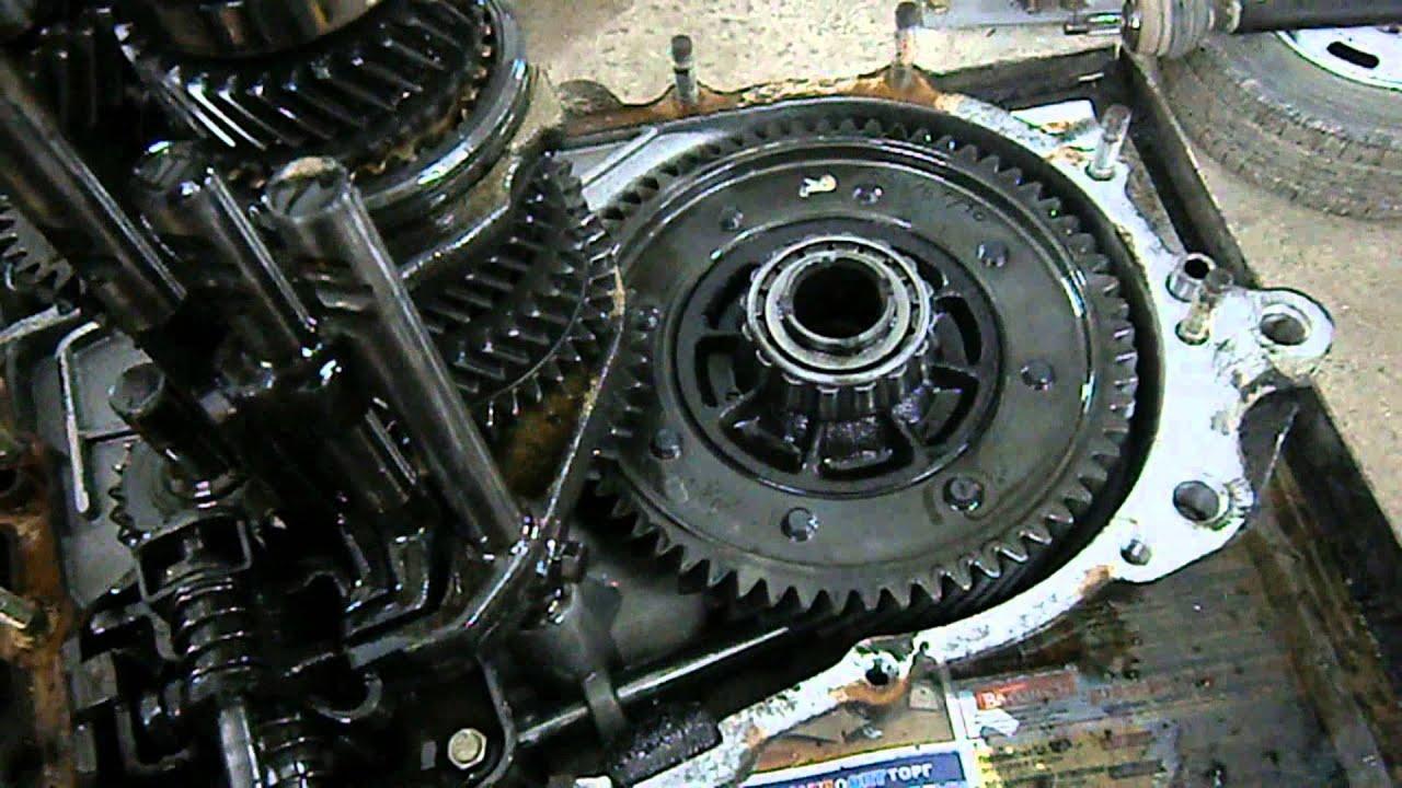 Ремонт коробки передач ВАЗ 2109, 2110, 2112, 2114, 2115.