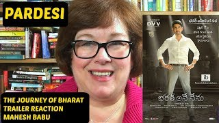 The Journey of Bharat | Trailer Reaction | Mahe...