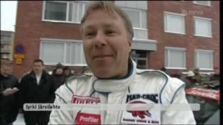 Arctic Rally 2009 - Day 1 (MTV3) [subtitles]