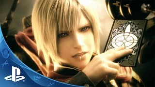 Final Fantasy Type-0 HD -- Enter the Fray Trailer | PS4