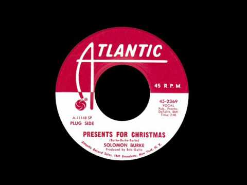 Solomon Burke - Presents For Christmas
