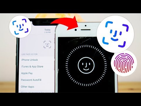 Get Face ID on ANY iPhone 5s, 6, 6s, 7, 8 Plus on IOS 12
