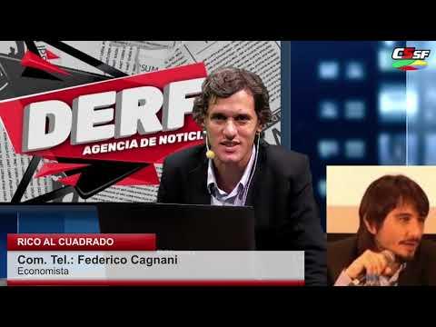 Cagnani: La herencia macrista es la de una economía quebrada