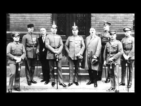 8th November 1923: The Beer Hall Putsch begins in Munich