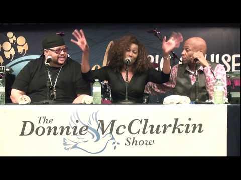 Donnie McClurkin, Yolanda Adams, & Fred Hammond being FUNNY