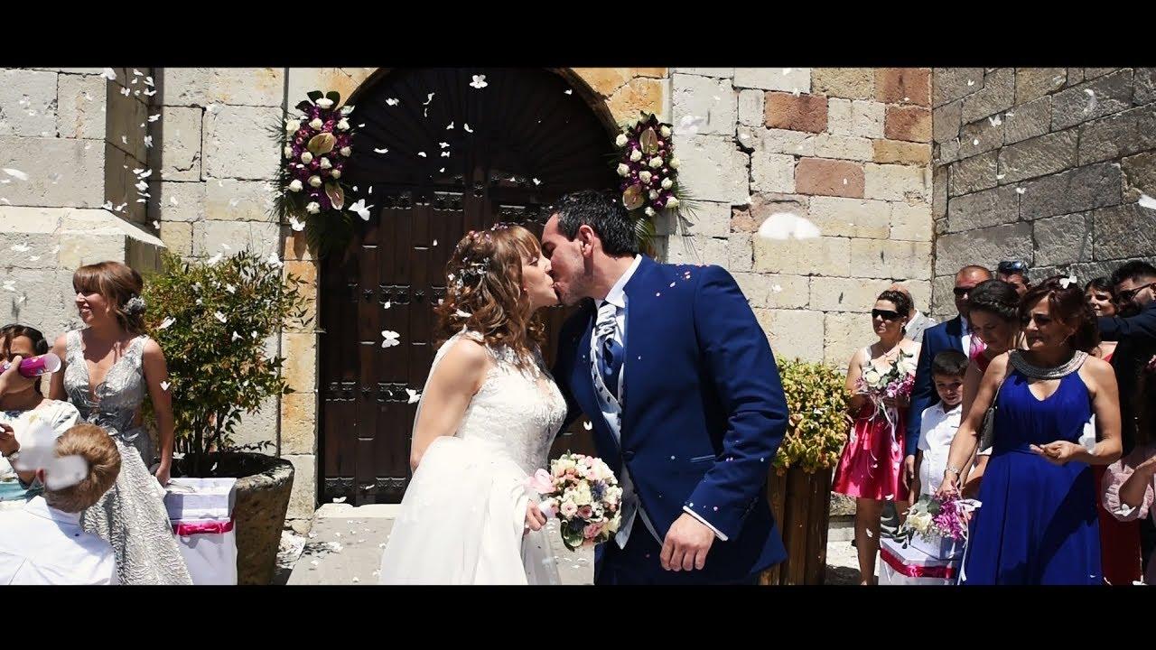 Emocionante declaración de amor en una boda. Ahora y siempre.