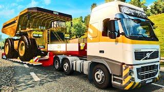 Caminhão de Mineração - Euro Truck Simulator 2