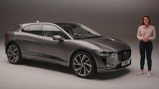 All-Electric Jaguar I-PACE  