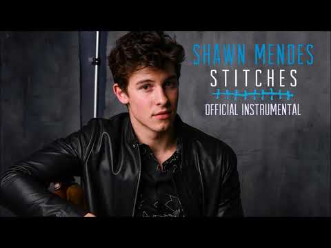 Shawn Mendes - Stitches (OFFICIAL INSTRUMENTAL)