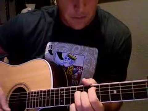 Sideways Acoustic Citizen Cope Cover Youtube