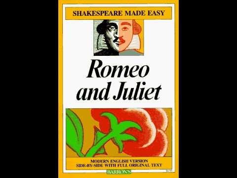 pdf romeo and juliet shakespeare made easy youtube