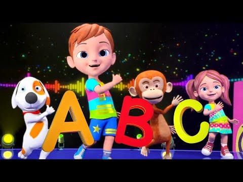 ABC Hip Hop Song |  Music For Kids & More Nursery Rhymes By Little Treehouse