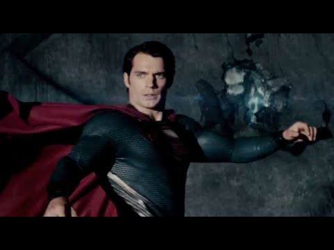 MAN OF STEEL - New Final Trailer HD - Henry Cavill, Michael Shannon, Amy Adams
