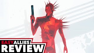 Superhot: Mind Control Delete - Easy Allies Review (Video Game Video Review)