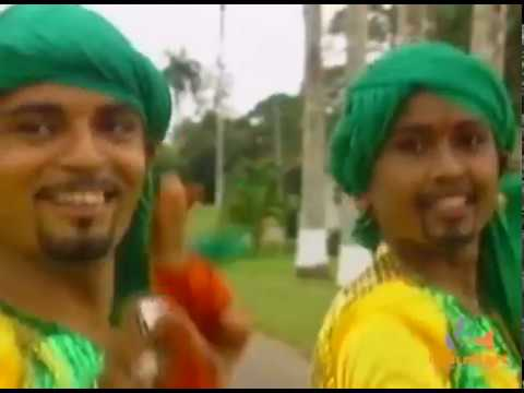 Soca Bhangra - Nigel & Shammi Salickram - Simplex Promotions - Earth TV (1997)