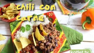 Chili con carne - Kotlet.TV