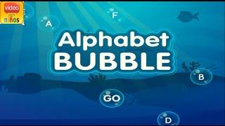 Educational Kids Games - Alphabet Bubble