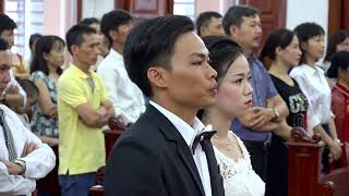 lễ Tân Hôn - Nhật Trường - Hoài Thương 02-07-2017