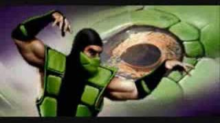 Repeat youtube video Mortal Kombat Reptile Theme Song
