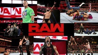 WWE Raw 26th Feb 2018 Full Results And Highlights (2/26/2018)