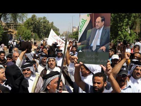Iraq Crisis: Iraq Prime Minister Maliki Makes Political Attacks, Maliki Slams President