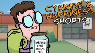 Download Fart in a Jar Martin - Cyanide & Happiness Shorts Mp3 and Videos