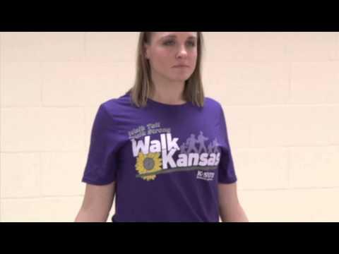 Walk Kansas Training:  Yoga Introduction