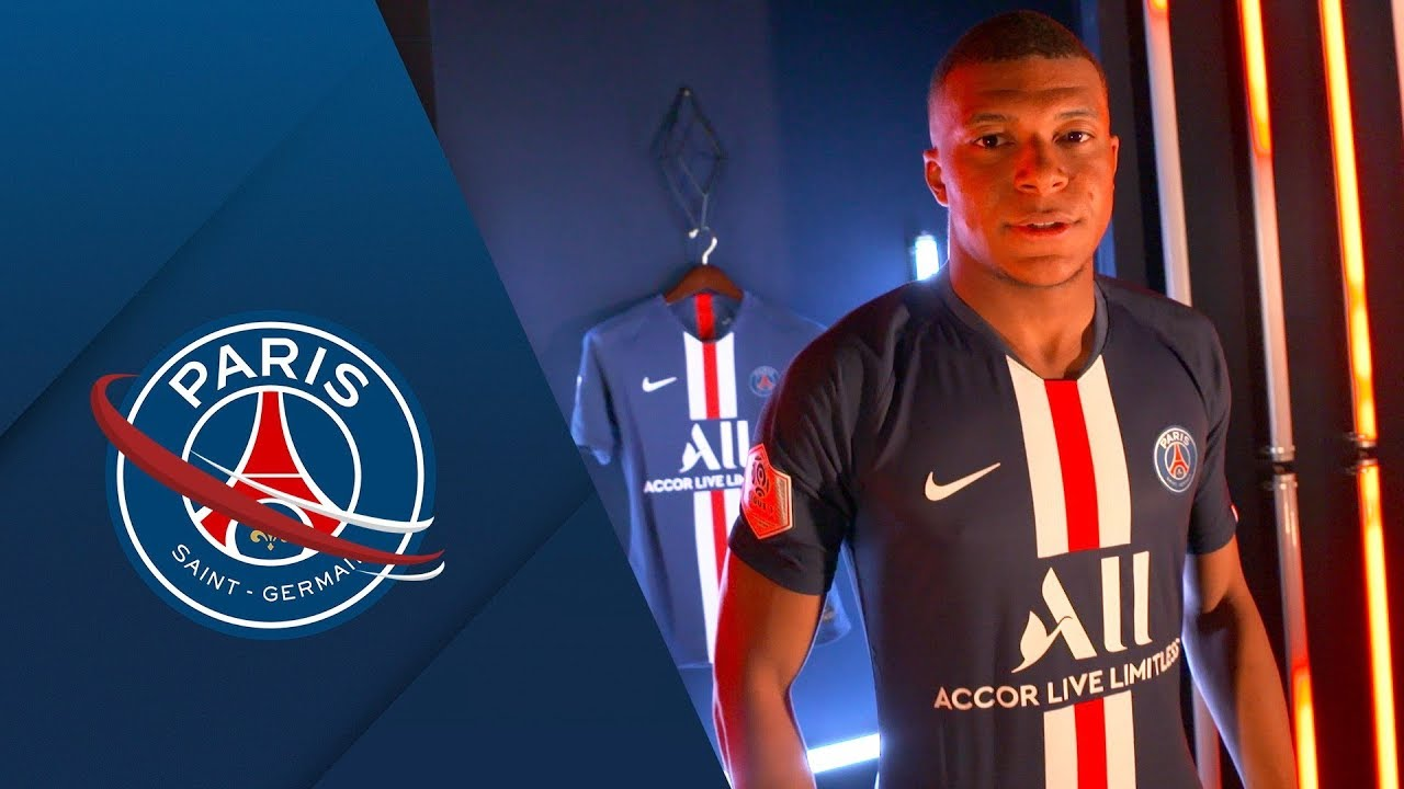 newest 84a3a 51744 REVEALED: PARIS SAINT-GERMAIN'S HOME JERSEY FOR THE 2019/2020 SEASON